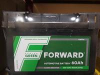 Купить Аккумулятор FORWARD Green 6СТ-60 R+  500A  в Луганске ЛНР
