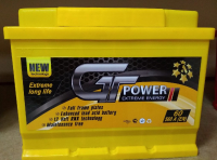 Купить Аккумулятор GTPower 6СТ-60 R+  540A  в Луганске ЛНР