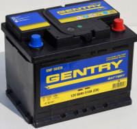 Купить Аккумулятор GENTRY R+ 60Ah  510A в Луганске ЛНР