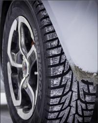 225/45/18 Купить Зимние шины HANKOOK W419 шип 95T  в Луганске ЛНР. Год выпуска шины 2013