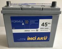 Купить Аккумулятор INCI 6CT 45Ah L+ 400A  в Луганске ЛНР