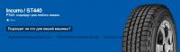245/70/16 КУПИТЬ Всесезонные шины STARMAXX (PETLAS Турция) INCURRO A/T ST440 TL 111T в Луганске ЛНР