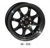 Диски Sportmax Racing SR-359 BFP 4x98   ET35  58.6   6.0Jx14H2 Купить в Луганске ЛНР