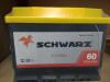 Купить Аккумулятор SCHWARZ L+ 60Ah  520A в Луганске ЛНР