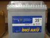 Купить Аккумулятор INCI 6CT 35Ah L+ 300A  в Луганске ЛНР