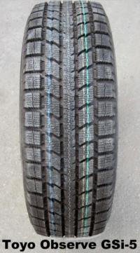 245/75/16 Купить Зимние шины TOYO Observe GSI5 111S в Луганске ЛНР